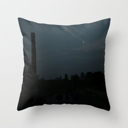 Shooting stars? Throw Pillow
