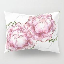 Peonies Pillow Sham