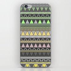CELADON & HANSA YELLOW iPhone & iPod Skin