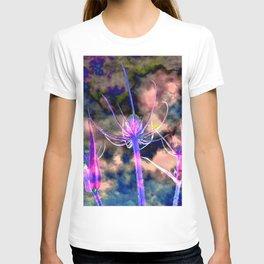 Floral Cloud Drama T-shirt