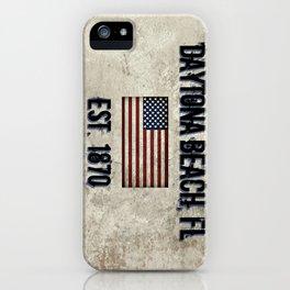 Daytona Beach, Florida iPhone Case