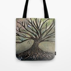 Bare tree-2 Tote Bag