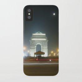 Rush Hour - India Gate iPhone Case