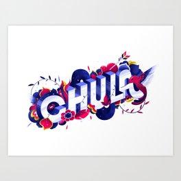 Chula Art Print