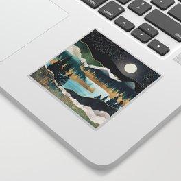 Star Lake Sticker