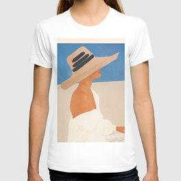 Summer Hat T-shirt