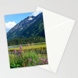 July at Tern Lake - II Stationery Cards