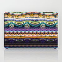 stripe iPad Cases featuring stripe by Antracit