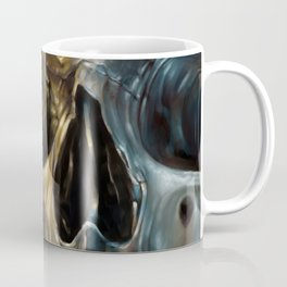 Skull 4 Coffee Mug