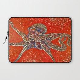 """Arma Dei""Arms of God  octopus trip Laptop Sleeve"
