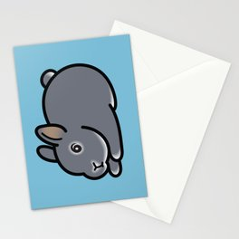Netherland Dwarf Bunny Loaf Stationery Cards