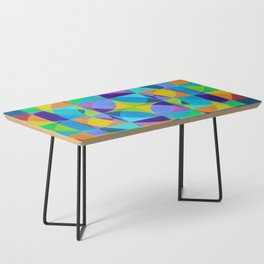 The Cross of Light Effect Coffee Table