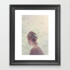 Elle' Framed Art Print