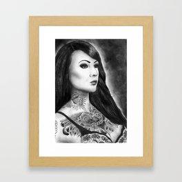 Zahra Schreiber Framed Art Print