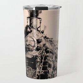 Conquering Cajon Travel Mug