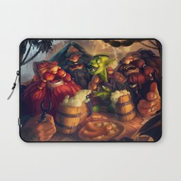 Once Upon a Time in The Tavern Laptop Sleeve