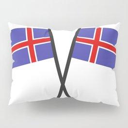 Icelandic flag Pillow Sham