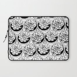 Succulents Pattern Laptop Sleeve