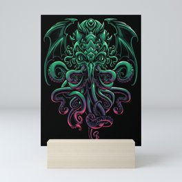 The Call of Cthulhu Mini Art Print