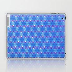 Woven Blue Laptop & iPad Skin