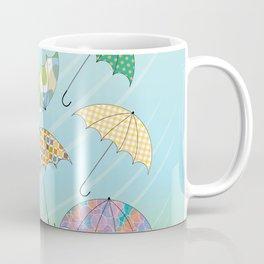 Dance of Umbrellas Coffee Mug