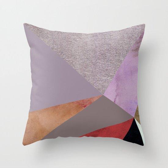 P5 Throw Pillow
