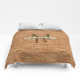 Mens Barehouse Wood Edition Comforters