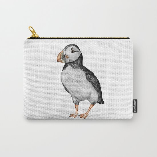 Little Puffin Carry-All Pouch