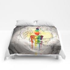 Keep being Proud. Comforters