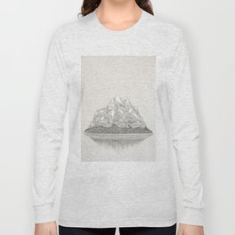 The Mountains and the Woods Long Sleeve T-shirt