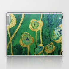 Lotus Blossoms in the Swamp Laptop & iPad Skin