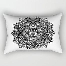 Mandala 40 Rectangular Pillow