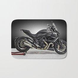Ducati Diavel 2013 Bath Mat