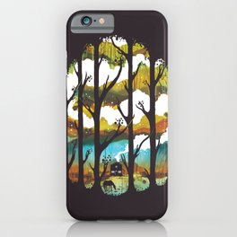 A Magical Place iPhone Case