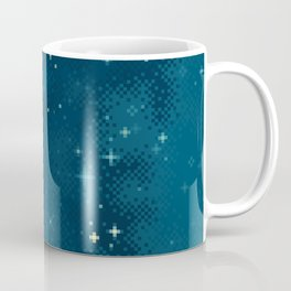 Northern Skies I Coffee Mug