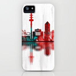 Duisburg Germany Skyline iPhone Case
