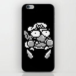 Wario 1 iPhone Skin