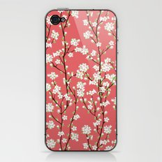 Go Orient Cherry Blossoms iPhone & iPod Skin