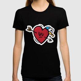 """Funny heart"" / Third T-shirt"