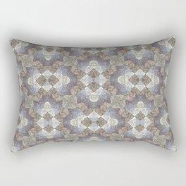 Tree Weave 4 Fabric Rectangular Pillow
