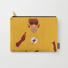 Wally West Minimalism Carry-All Pouch