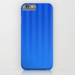 Gradient Stripes Pattern ib iPhone Case