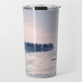 Waiting for the Thaw Travel Mug