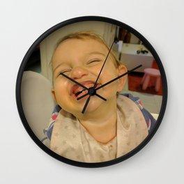 Happy Kid Wall Clock