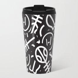 TØP Stickers Travel Mug