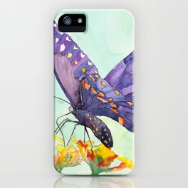 Butterfly#1 iPhone Case