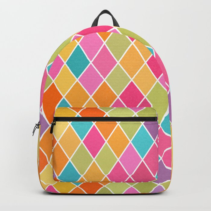 Lovely geometric Pattern VIII Backpack