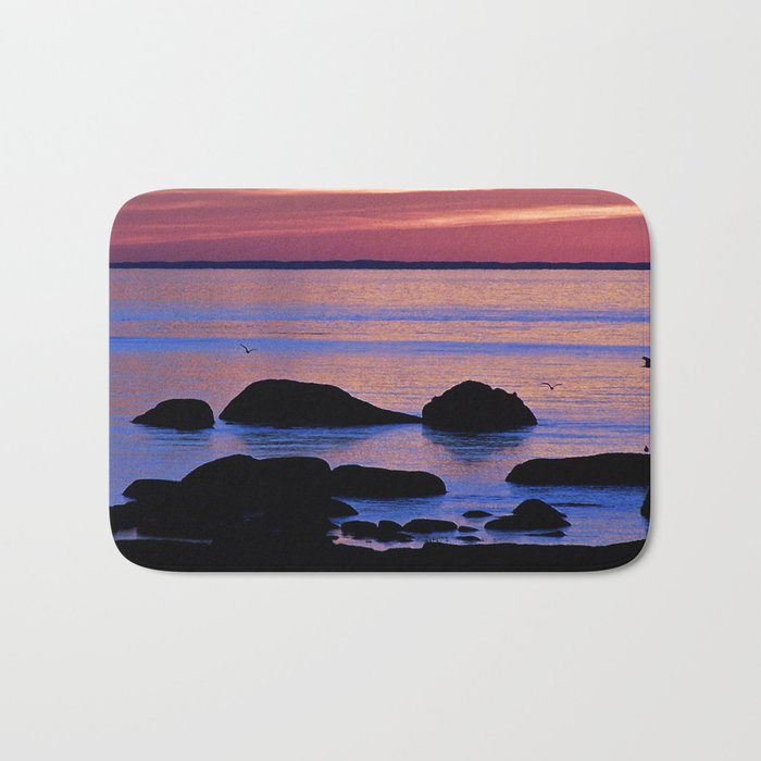 Nature's Evening Kiss Bath Mat