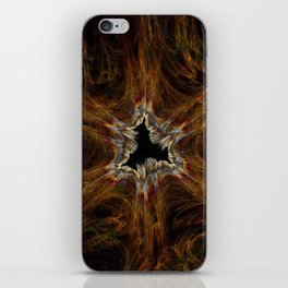 Unbridled Nature iPhone Skin