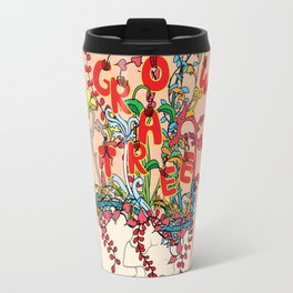 Grow a tree Travel Mug